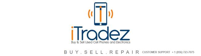 iTradez - Buy, Sell, Repair & Trade Banner