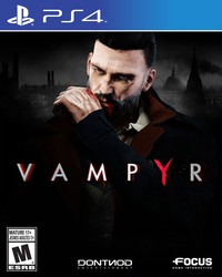 Vampyr for PlayStation 4