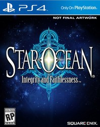 Star Ocean: Integrity and Faithlessness for PlayStation 4