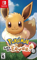 Pokémon: Let's Go - Eevee! for Nintendo Switch