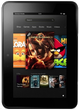 Used Amazon Kindle Fire HD (Amazon)