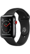 Used Apple Watch Series 3 Stainless Unlocked 42mm