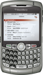 Used BlackBerry Curve 8310