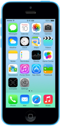 Apple iPhone 5C phone