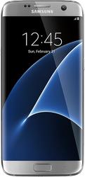 Samsung Galaxy S7 Edge phone