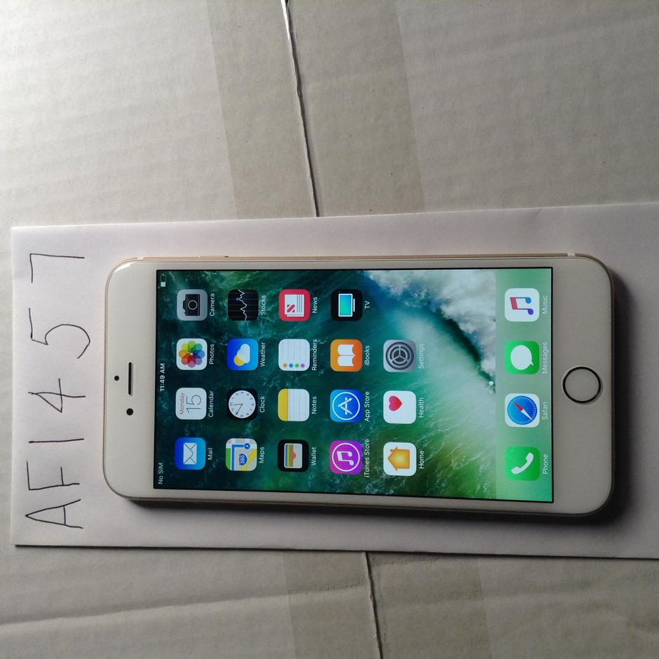 iphone model a1522 afi457 apple iphone 6 plus verizon for 310 swappa 1568