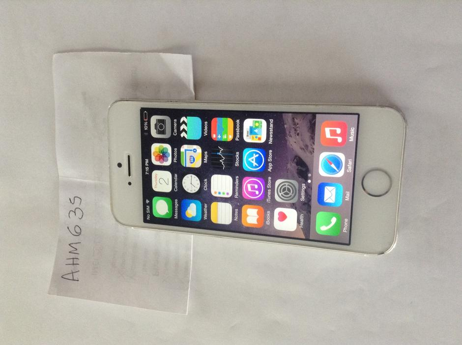 Apple iPhone 5S (Sprint) For Sale - $225 on Swappa (AHM635)
