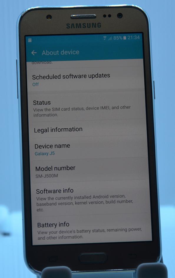 Samsung Galaxy J5 (Unlocked) For Sale - $90 on Swappa (BSD843)