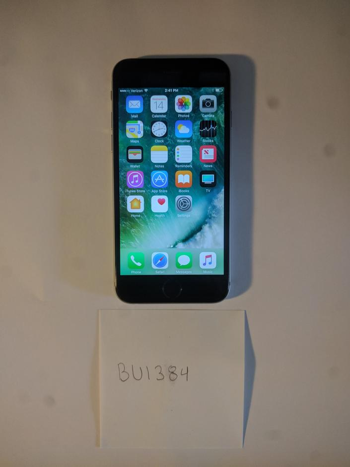 bui384 apple iphone 6 unlocked for sale 200 swappa. Black Bedroom Furniture Sets. Home Design Ideas