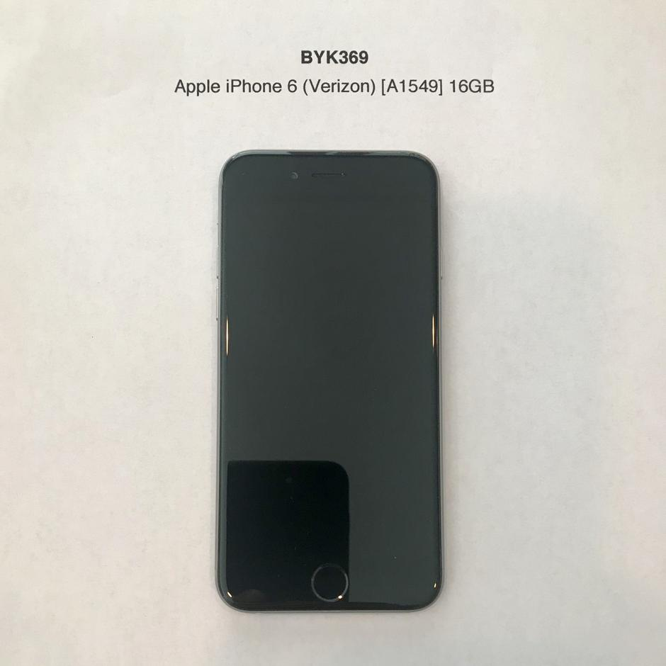 iphone 6 verizon for sale byk369 apple iphone 6 verizon for 210 swappa 17591