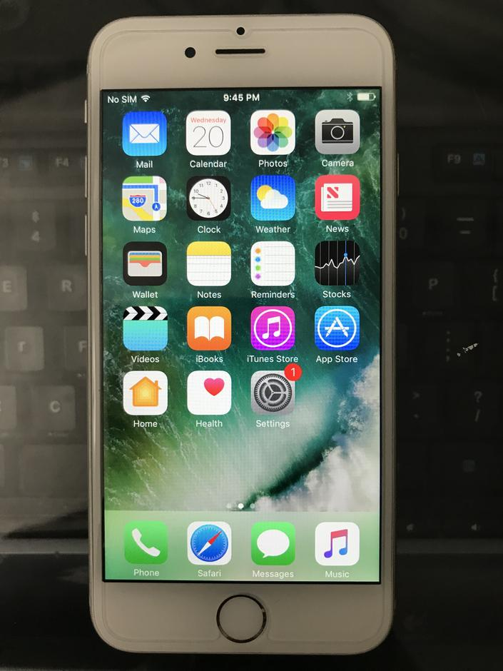 ccp609 apple iphone 6 unlocked for sale 200 swappa. Black Bedroom Furniture Sets. Home Design Ideas