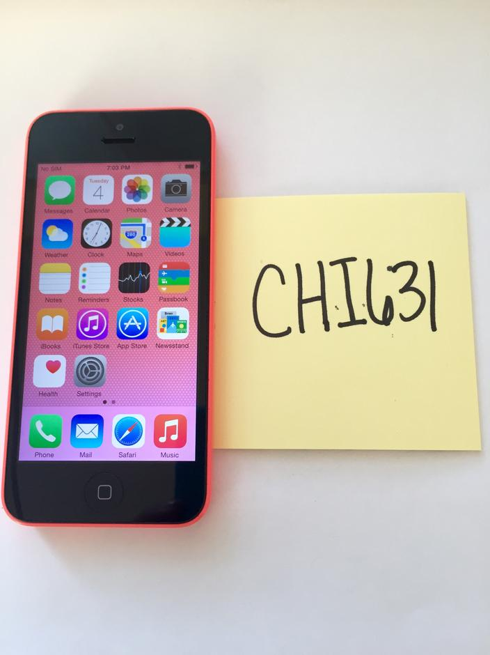 verizon iphone 5c for sale chi631 apple iphone 5c verizon for 210 swappa 2982