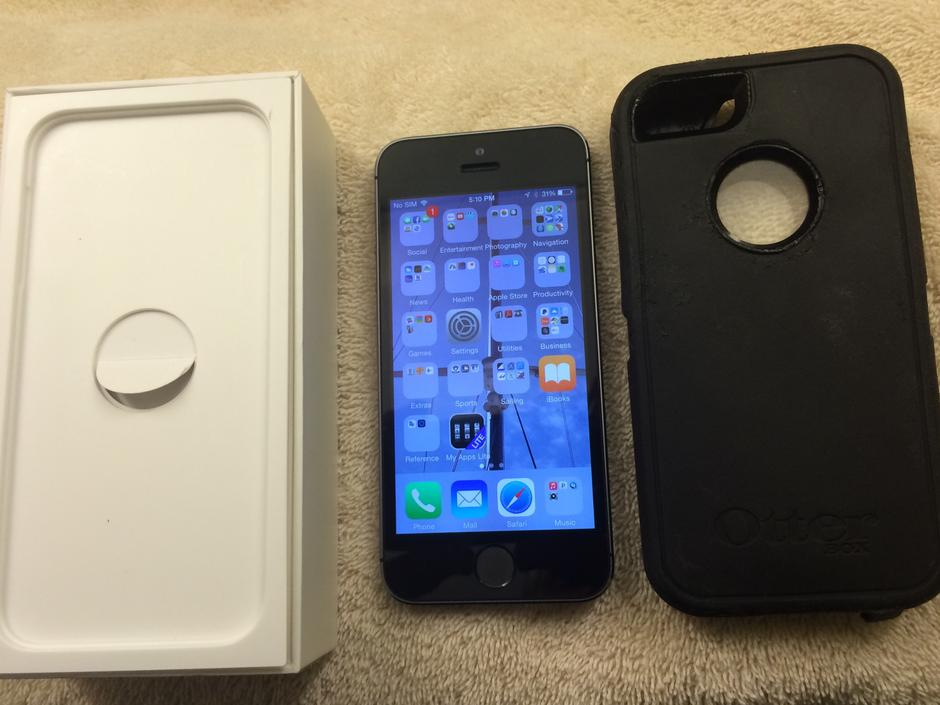 how to see what your carrier is on iphone 5s