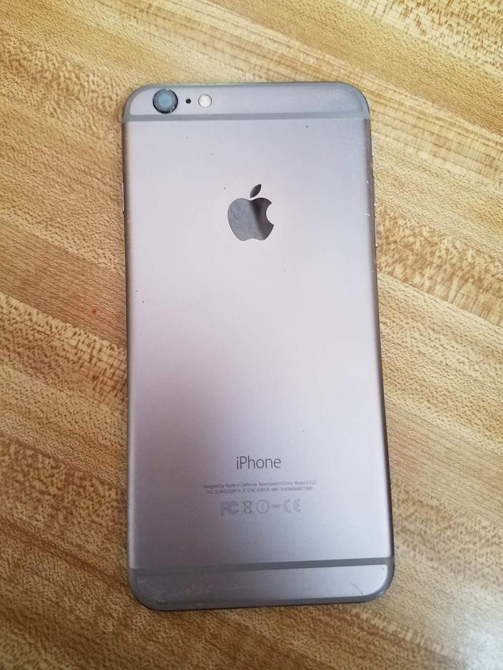 daj967 apple iphone 6 plus verizon for sale 250 swappa. Black Bedroom Furniture Sets. Home Design Ideas
