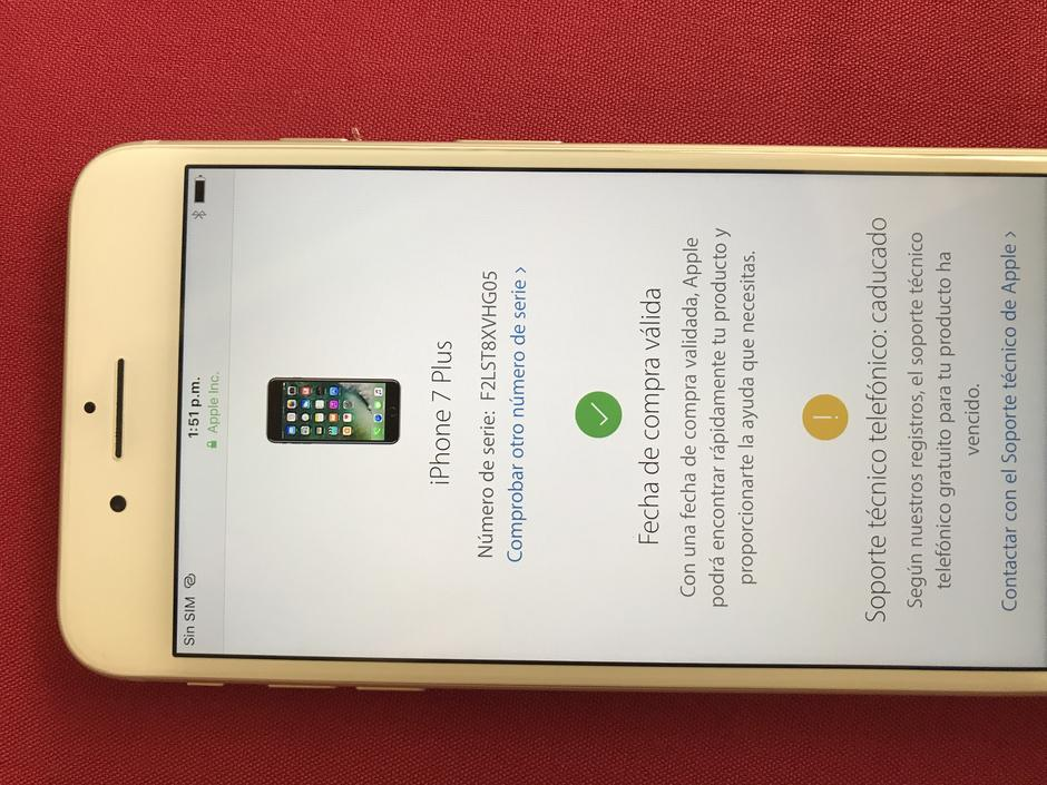 Dss165 Apple Iphone 7 Plus Gsm Unlocked For Sale 550 Swappa