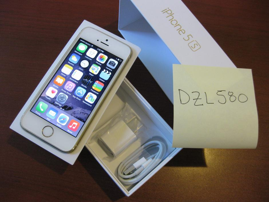 verizon iphone 5s for sale dzl580 apple iphone 5s verizon for 280 swappa 18151