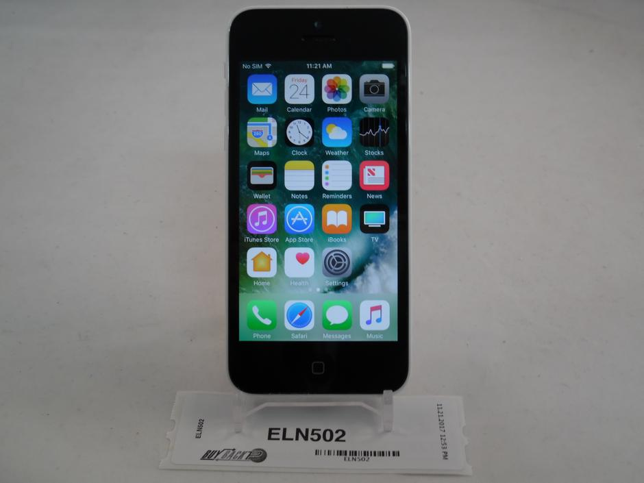 iphone 5c sale eln502 apple iphone 5c at amp t for 85 swappa 11131