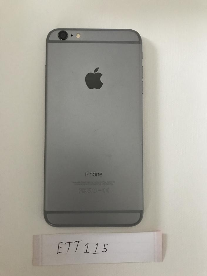 iphone model a1522 ett115 apple iphone 6 plus unlocked for 335 1568