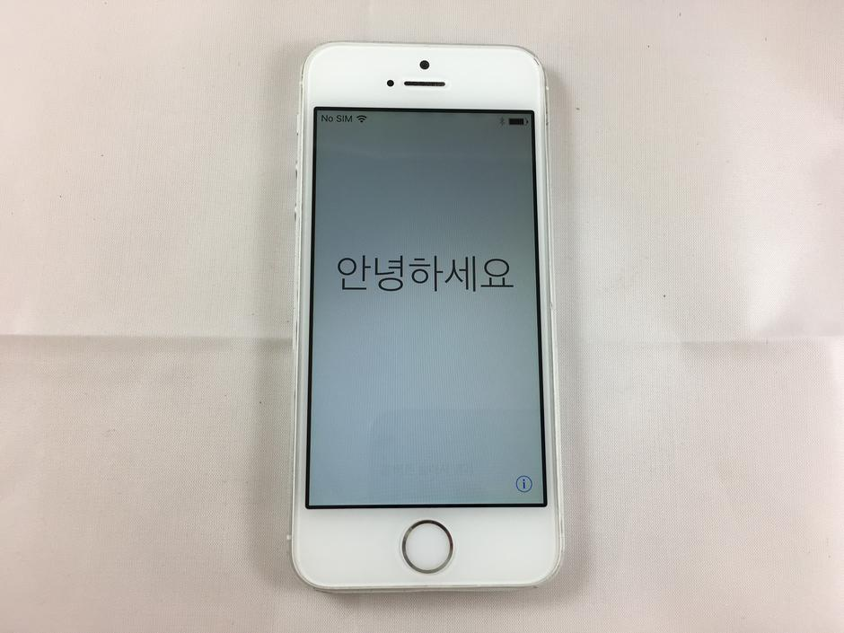 verizon iphone 5s for sale fhx604 apple iphone 5s verizon for 114 swappa 18151