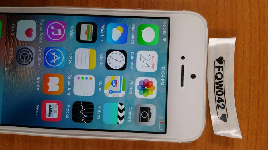 Apple iPhone 5 (Sprint) For Sale - $139 on Swappa (FQW042)