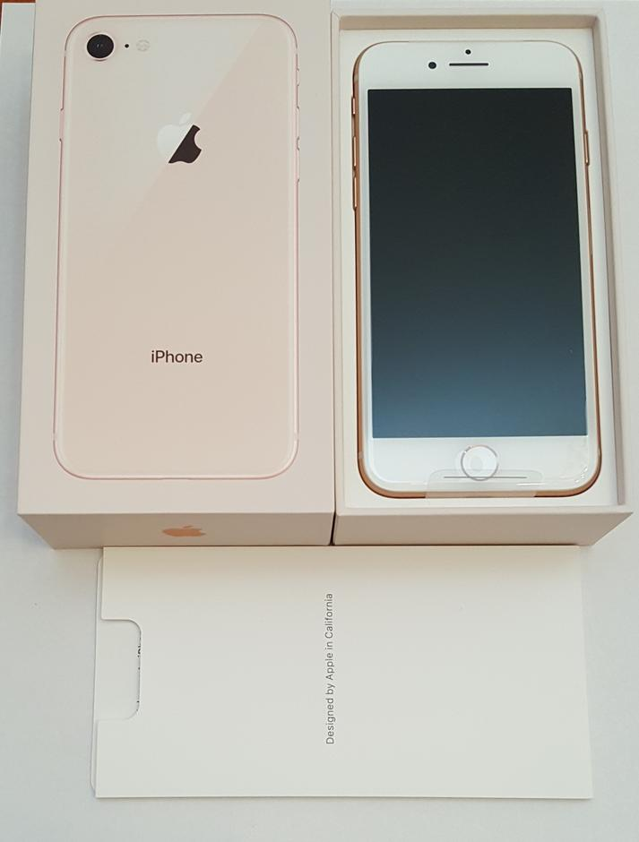 gold in iphone gea345 apple iphone 8 t mobile for 639 swappa 1905