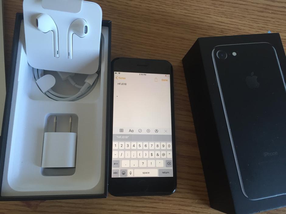 Iphone  Jet Black Scratch Repair