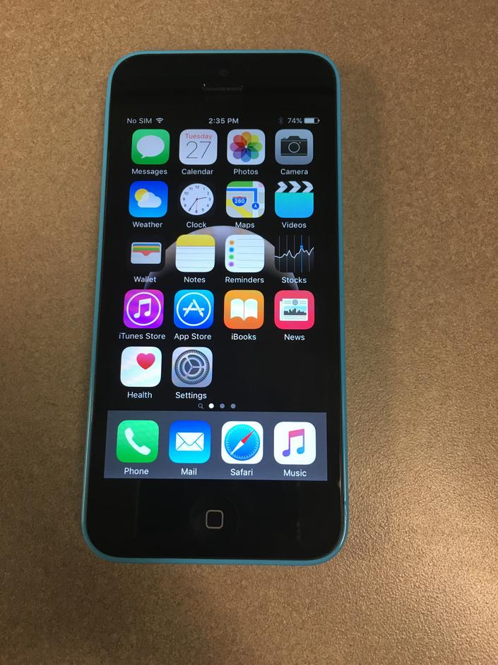 verizon iphone 5c for sale hvp690 apple iphone 5c verizon for 195 swappa 2982
