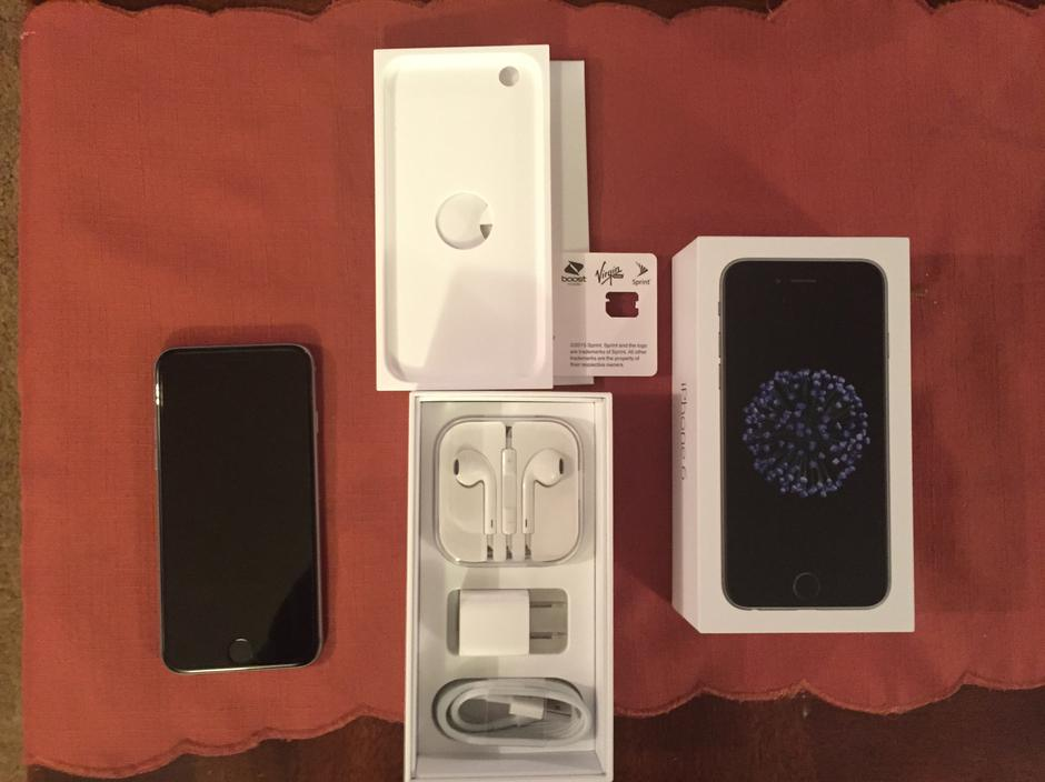boost mobile iphones for sale isv685 apple iphone 6 boost for 350 swappa 16744