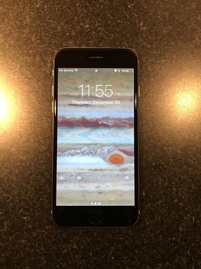 jkf791 apple iphone 6 unlocked for sale 250 swappa. Black Bedroom Furniture Sets. Home Design Ideas