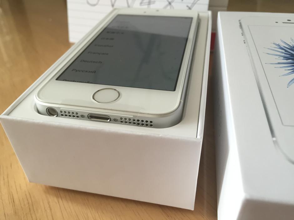 Resale Iphone Se
