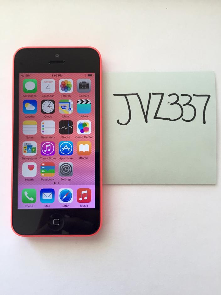verizon iphone 5c for sale jvz337 apple iphone 5c verizon for 170 swappa 2982