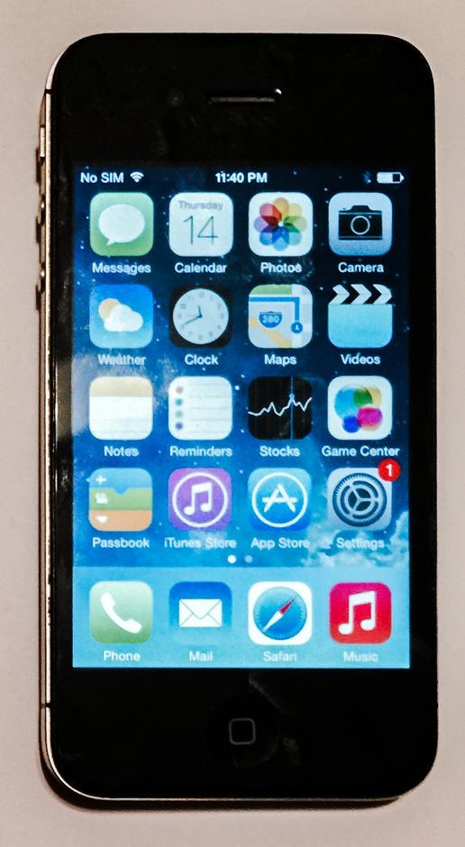 iphone 4s for sale unlocked jwf060 apple iphone 4s unlocked for 125 swappa 17351