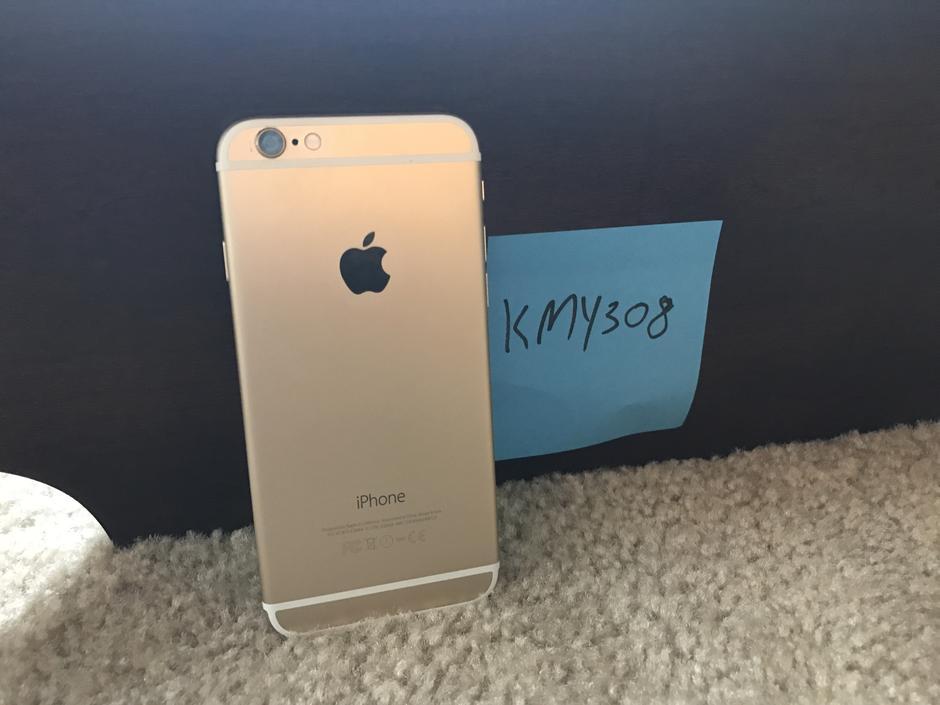 kmy308 apple iphone 6 unlocked for sale 200 swappa. Black Bedroom Furniture Sets. Home Design Ideas