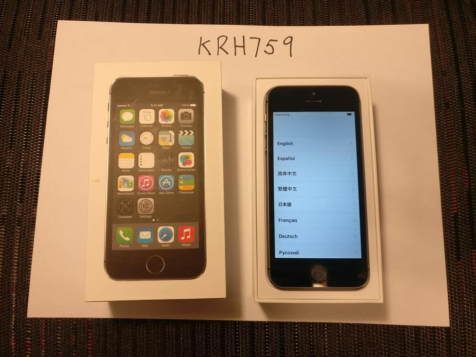 verizon iphone 5 for sale krh759 apple iphone 5s verizon for 210 swappa 18149