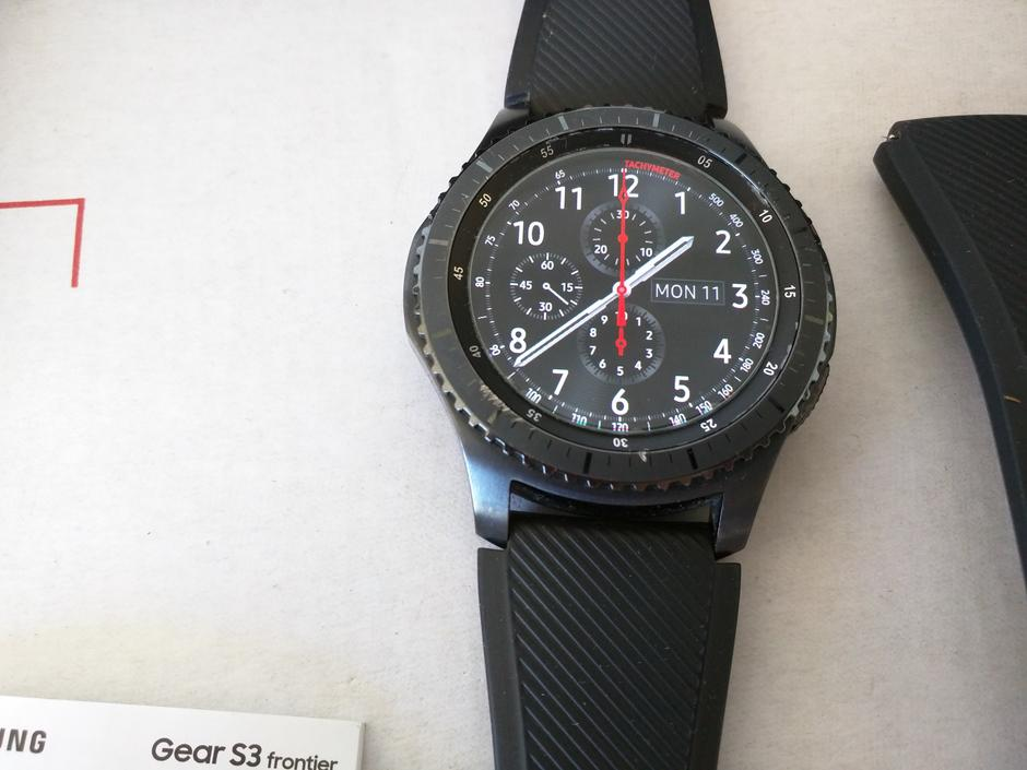 samsung gear s3 frontier instruction manual