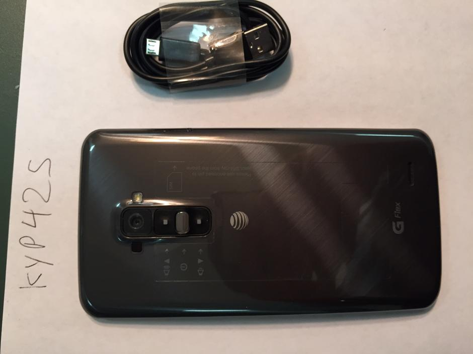 KYP425: LG G Flex (AT&T) - For Sale $244