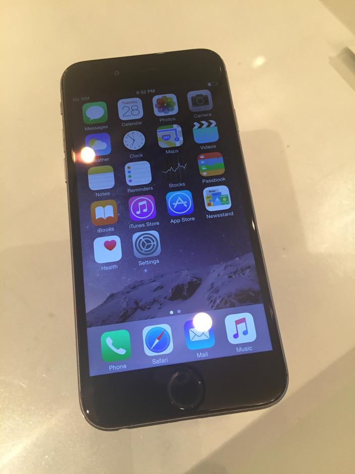 iphone unlocked for sale kyq356 apple iphone 6 unlocked for 640 swappa 2839