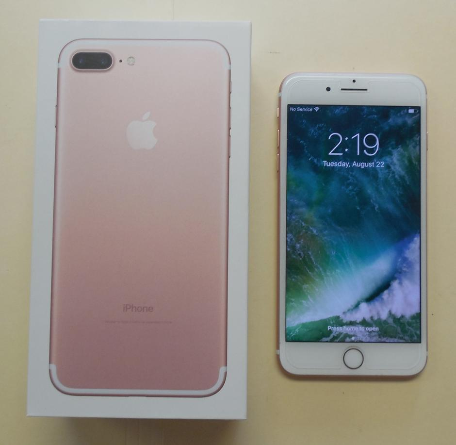 at t iphones for sale lbk458 apple iphone 7 plus at amp t for 599 swappa 2123