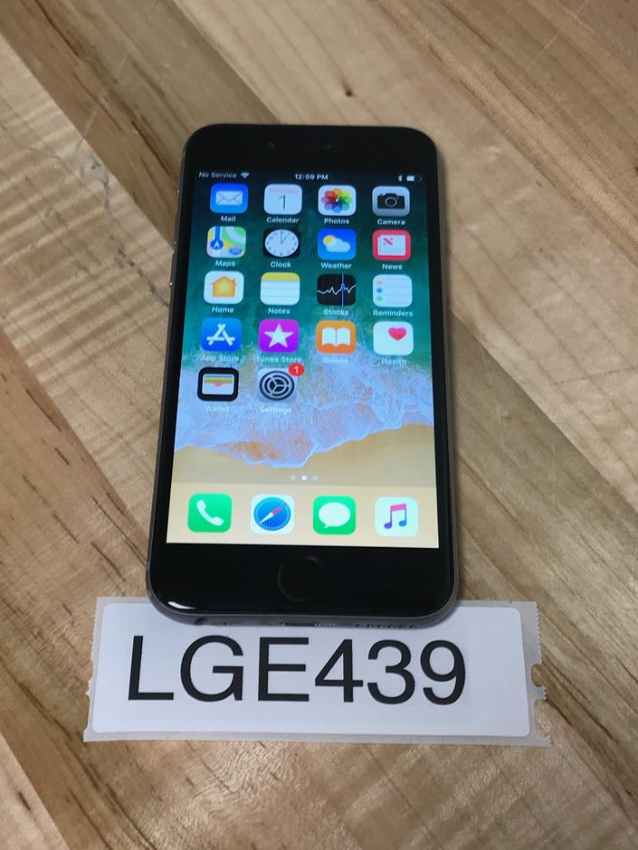 sprint iphones for sale lge439 apple iphone 6 sprint for 140 swappa 16188