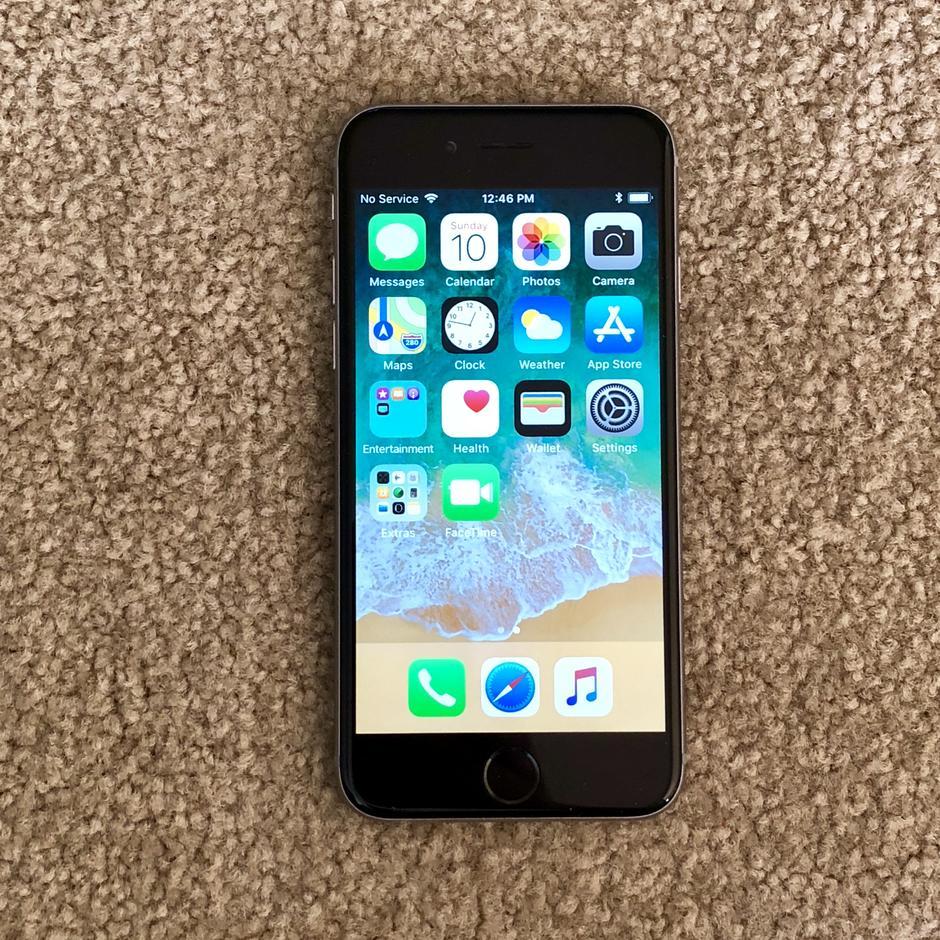 lvi397 apple iphone 6 at t for sale 200 swappa. Black Bedroom Furniture Sets. Home Design Ideas