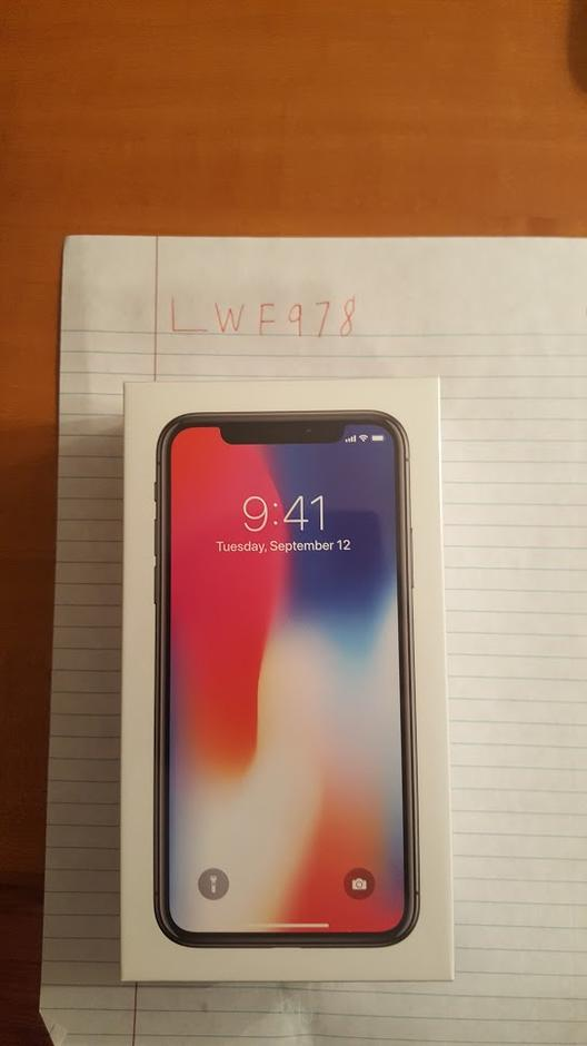 iphone x tmobile lwf978 apple iphone x t mobile for 1160 swappa 21752