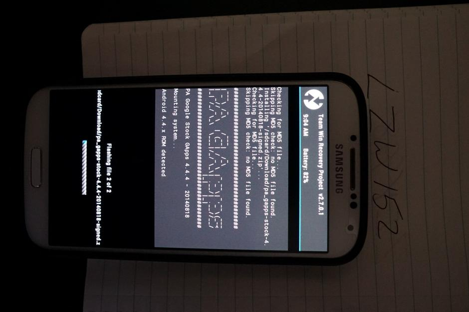Samsung Galaxy S4 (Verizon) For Sale - $295 on Swappa (LZW152)