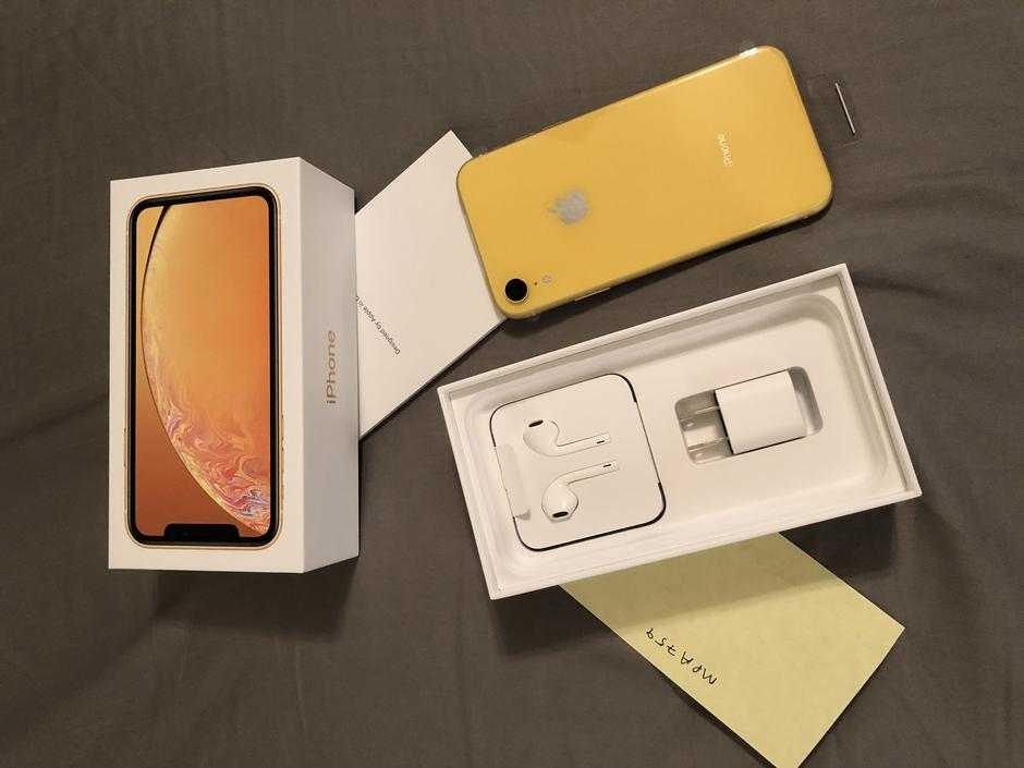 MPA759: Apple IPhone Xr (Unlocked)