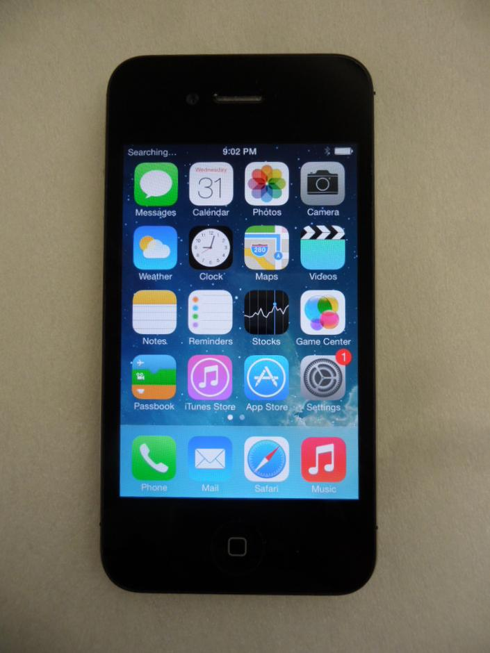 at t iphones for sale mtd980 apple iphone 4s at amp t for 165 swappa 2123