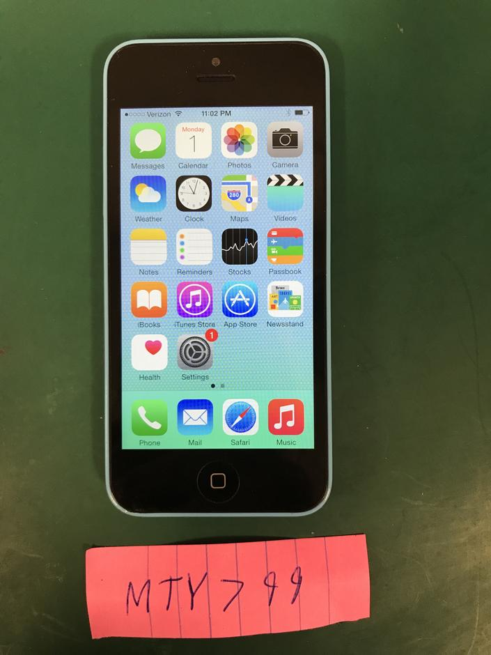 verizon iphone 5c for sale mty799 apple iphone 5c verizon for 89 swappa 2982