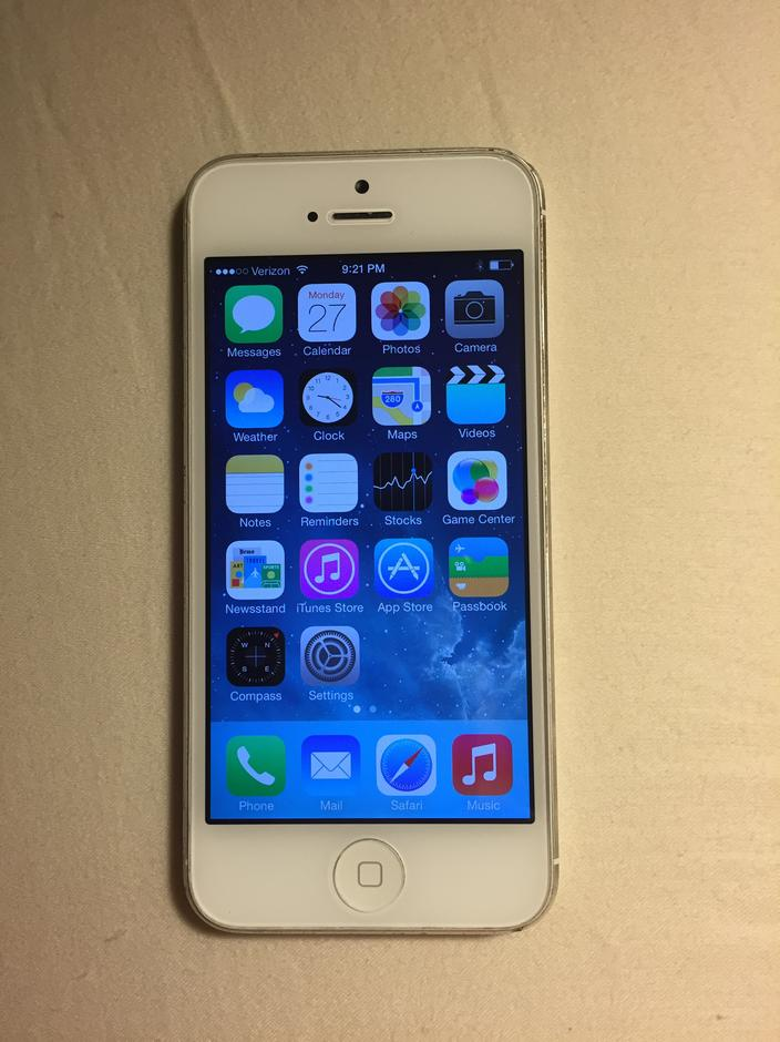 iphone 5 verizon for sale muy403 apple iphone 5 verizon for 185 swappa 17408