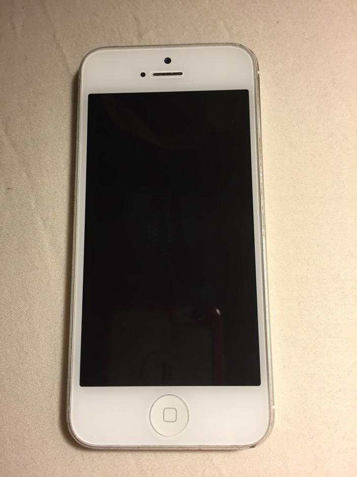 verizon iphone 5 for sale muy403 apple iphone 5 verizon for 185 swappa 18149
