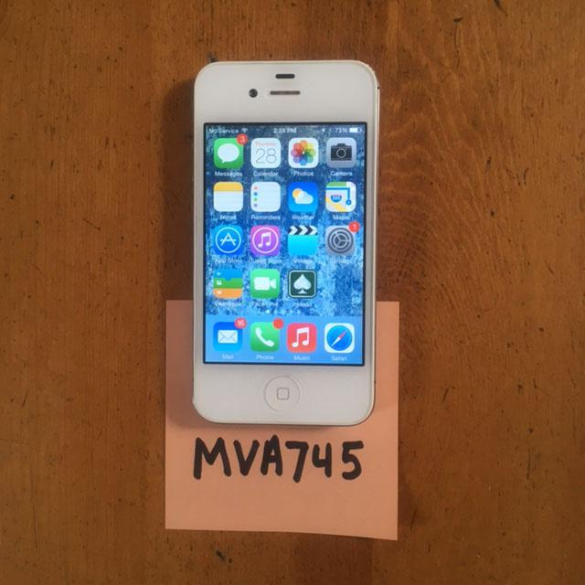 iphone 4s for sale unlocked mva745 apple iphone 4s unlocked for 120 swappa 17351