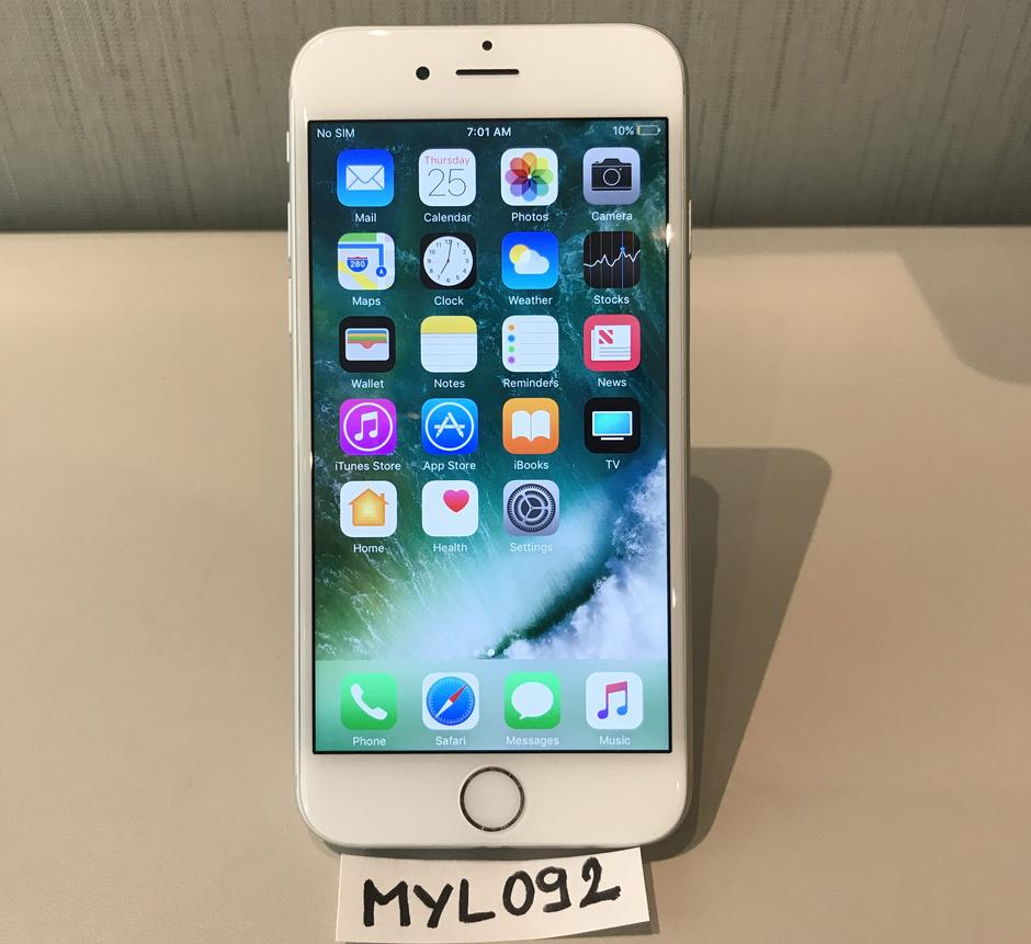 myl092 apple iphone 6 at t for sale 200 swappa. Black Bedroom Furniture Sets. Home Design Ideas