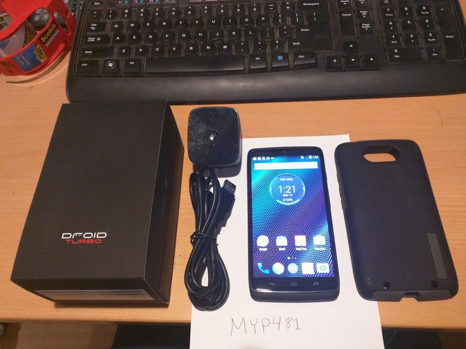 MYP481: Motorola DROID Turbo (Verizon)